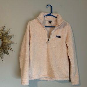 Patagonia Los Gatos Fleece Pullover Light Pink